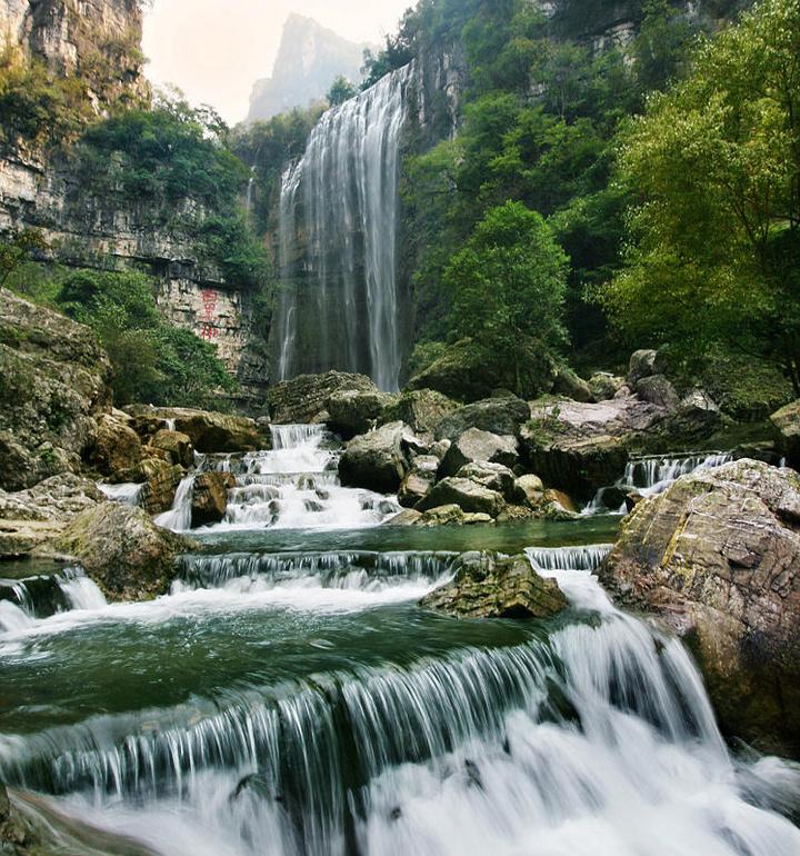 三峡大瀑布1