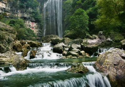 灵秀湖北——武汉、三峡大瀑布、三峡人家、三峡大坝精品六日游