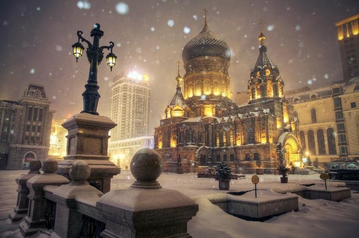 圣·索菲亚教堂广场