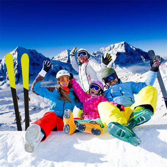 【自驾双人套餐】大别山滑雪乐园+天悦湾温泉